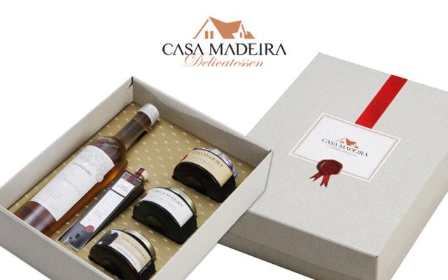 Kit Gourmet Casa Madeira