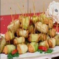 Receita de espiral de salm o e alho franc s lucia for Frances culinario