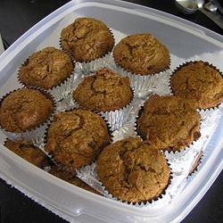 Receita de Muffins de abóbora - Lucia - Almanaque Culinário
