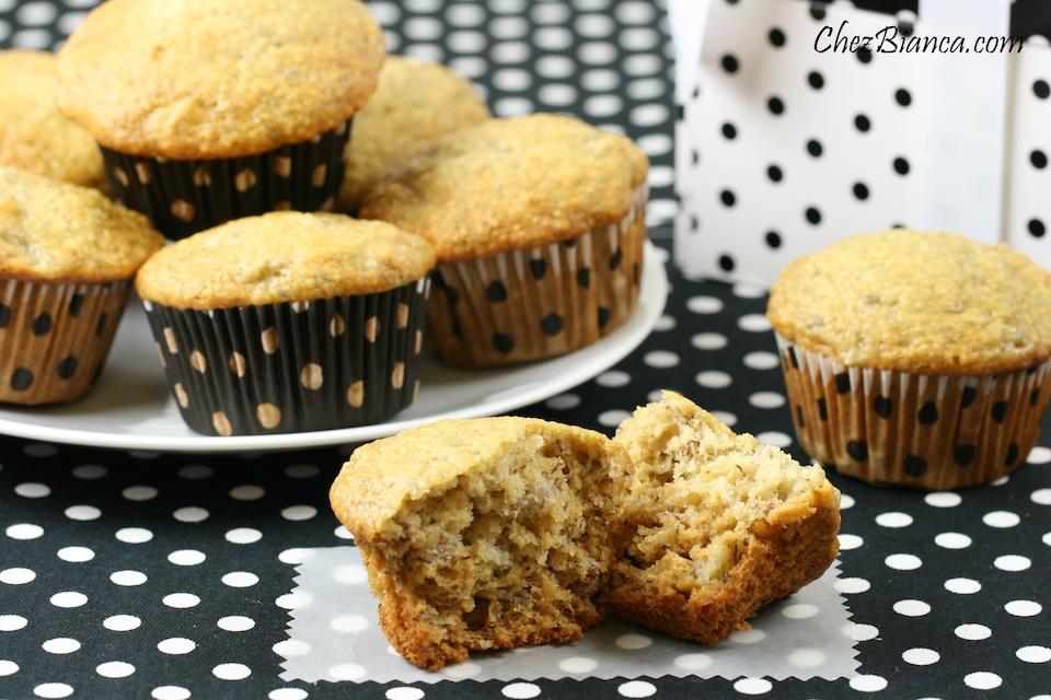 relacionadas muffins de banana muffins de banana com canela muffins ...