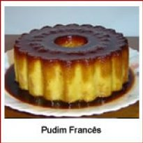 Receita de pudim franc s elis ngela almanaque culin rio for Frances culinario