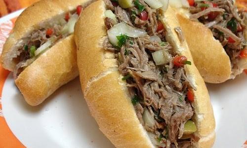 Receita de sandu che carne louca lucia almanaque culin rio for Frances culinario 1